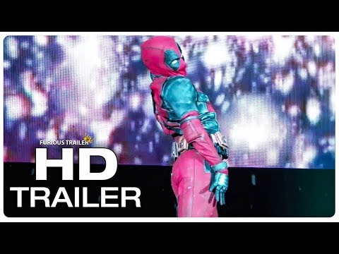 DEADPOOL 2 Dancing Deadpool Trailer (2018) Superhero Movie Trailer HD