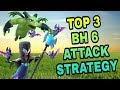 TOP 3 BH6 ATTACK STRATEGIES | BUILDER BASE 6 BEST 3 STARS ATTACK STRATEGY | CLASH OF CLANS