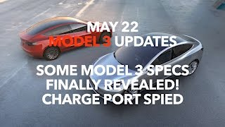 In this segment we talk about some new information sent to us from a Tesla source and their efforts to clarify Model 3 vs Model S. Details such as length, performance, charging and much more revealed!  Also, we finally got a picture of the open Model 3 charge port!!High res pictures of the info sent to me:http://imgur.com/a/P1SHTSpecial thanks to @jassummers for the charge port picturehttps://twitter.com/jassummers/status/866496551455043584Shout out to Caleb Elston from The Tesla Show Podcast for cracking the possible Model 3 features combination.http://theteslashow.com/Our Patreon page:http://patreon.com/model3ownersclubShop for Model 3 Shirts:https://model3ownersclub.com/shopOur Gear:SONY FDR-AX33 4K camcorderZoom H6 Audio recorderApple Final Cut Pro X