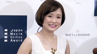 大原櫻子/第23回日本映画批評家大賞授賞式