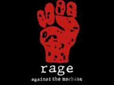 Rage Against The Machine-Bullet In Your Head