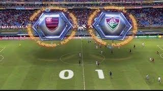 Jogo que marcou os cem anos do maior clássico que já existiu. Vitória do Fluminense com gol solitário de Fred ainda no primeiro tempo, que nunca havia ...