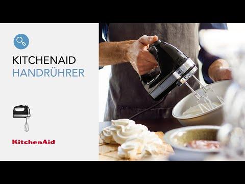 KitchenAid Handrührer Mit 9 Geschwindigkeitsstufen
