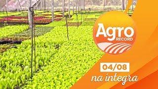 Agro Record na íntegra - 04/Agosto/2019 - Bloco 2
