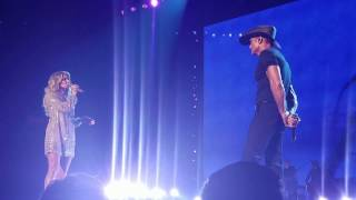 SPEAK TO A GIRL - Tim McGraw & Faith Hill Soul2Soul Tour 2017 Mp3