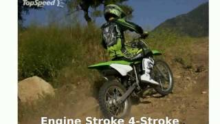 2. 2006 Kawasaki KLX 125L - Details and Specification