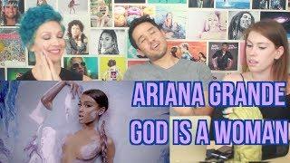 Video ARIANA GRANDE - God is a woman - REACTION MP3, 3GP, MP4, WEBM, AVI, FLV Juli 2018