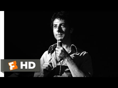 Lenny (6/11) Movie CLIP - Are There Any N****** Here? (1974) HD