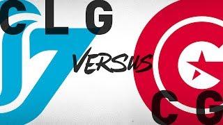 Video CLG vs. CG - Week 9 Day 1 | NA LCS Summer Split | Counter Logic Gaming vs. Clutch Gaming (2018) MP3, 3GP, MP4, WEBM, AVI, FLV Agustus 2018