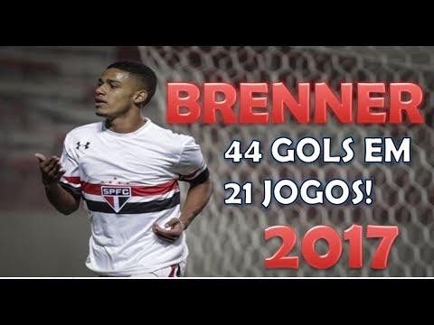 BRENNER JOVEM FENÔMENO TRICOLOR- 2017 (ATUALIZADO)