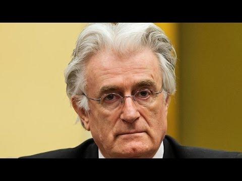Έφεση κατά της καταδίκης του κατέθεσε ο Ράντοβαν Κάρατζιτς