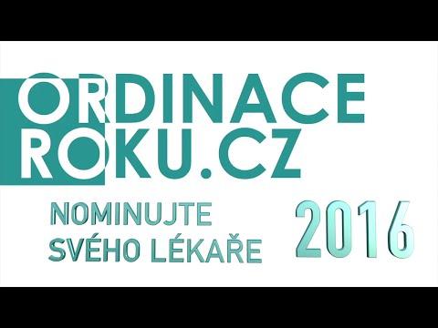 Reklama pro soutěž Ordinace roku