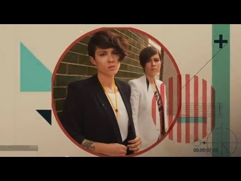 Tegan And Sara - Heartthrob Album Medley
