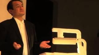 【思考の道具としてのスケッチ】デザイナーが示すリアルとは 山中 俊治 at TEDxKeioSFC