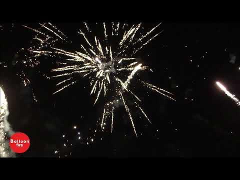 Πυροτεχνήματα βεντάλιες Επακρον | Ιούνιος 2019