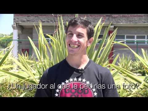 Ping pong a Nacho Fernández