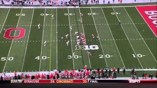 Terry Hawthorne vs Ohio State (2012)