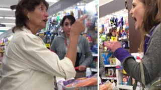 Woman Defends 2 Spanish Speakers Harassed at Colorado Supermarket