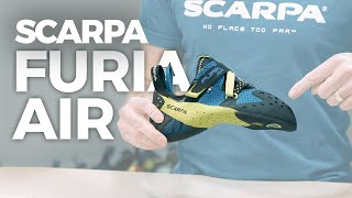 SCARPA FURIA AIR Climbing Shoes by WeighMyRack