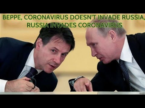 From Russia With Love! Putin Sends Top Russian Military Virologists To Battle Coronavirus In Italy