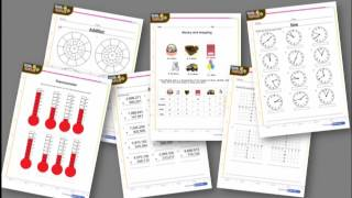https://eworkbooks4kids.com/product/5th-grade-math-workbook-kids/ - 5th grade Math Workbook  Pdf ebook download for kids. Contains math worksheets in the form of printable tests. Covers varied math topics like algebra, exponents, roots, geometry, percentages, ratios and more. Get a copy from the link above. Background sound source: bensound.com