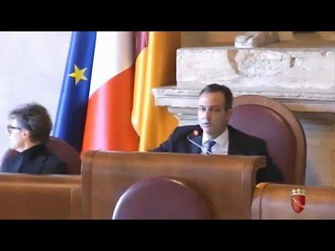 Συνελήφθη λόγω… Ρόμα ο πρόεδρος του Δημοτικού Συμβουλίου της Ρώμης…
