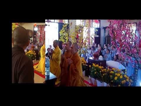 Chùa Phật Linh - Tết 2016