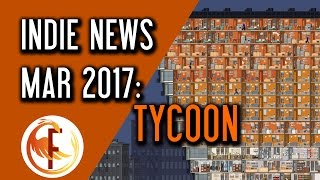Welcome to Indie Game News March 2017. In Indie Game News we talk about top upcoming indie games, new indie game releases and everything else indie game related that is note worthy. This series will focus on different genres and hopefully will cover topics like tycoon, base building survival and many others. Watch Indie Game News the in the ► Playlist: http://bit.ly/Indie_Game_NewsHere are some timestamps for covered games:Software Inc Alpha 9 0:31-Tavern Tycoon 1:25-911 Operator 2:13Constructor HD 2:58Winds of Trade 3:53SimAirport 4:43Project Highrise Las Vegas 5:28Reddit Prison Architect Like games discussion https://www.reddit.com/r/tycoon/comments/5wrcxi/prison_architect_clones/List of games covered in today's episode of Indie Game News:Software Inc Alpha 9 http://store.steampowered.com/app/362620/ Tavern Tycoon http://store.steampowered.com/app/439340911 Operator http://store.steampowered.com/app/503560Constructor HD http://www.system3.com/games/constructor-hd/ Winds of Trade  http://store.steampowered.com/app/576260/  SimAirport http://store.steampowered.com/app/598330 Project Highrise Las Vegas http://store.steampowered.com/app/582540/If you liked Indie Game News you may also enjoy some of those videos:► First Impressions and Reviews http://bit.ly/Feniks_First_Look► Early Access Monitor http://bit.ly/Early_Access_MonitorCHANNEL INFORMATION:Welcome to Feniks Gaming and News. This channel focuses on everything Indie game related. My goal is to promote and support Indie Game culture and share any information, news, reviews and insider knowledge with my viewers. I spend hours every day reading and learning about latest news so you don't have to. I stand for professionalism, consumer rights and good working ethics. Occasionally you will here find videos in which I express my views and opinions on latest development in Indie Game industry and YouTube itself. SOCIAL MEDIA:Follow me on Twitter and subscribe to my channels to stay in touch and keep up with daily video