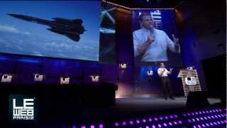 Nonton Brian Shul Shares his Inspiring Story of Flying an SR-71 Blackbird - LeWeb Paris 2012 Film Subtitle Indonesia Streaming Movie Download