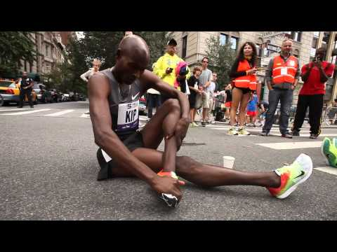2012 NYRR Fifth Avenue Mile Highlights