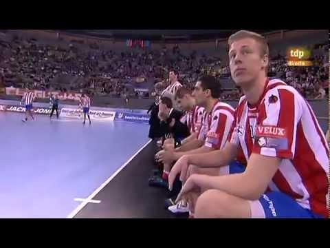 Balonmano Atlético de Madrid 31-24 Cimos Koper (Últimos 5 minutos)