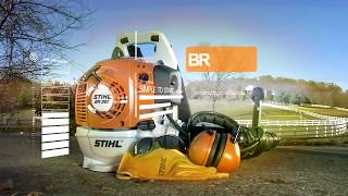 5. BR 200 STIHL Backpack Blower