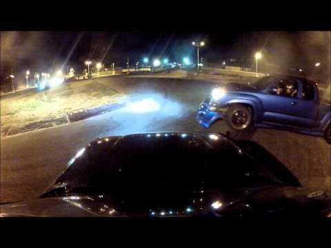 Slide n' Ride Drift Event plus Crash