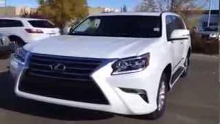 2014 Lexus GX 460 4WD Premium Review