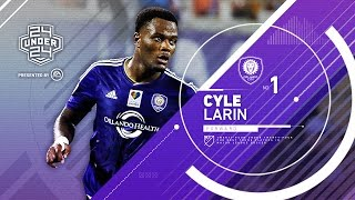 Cyle Larin | #1 24 Under 24 by Major League Soccer