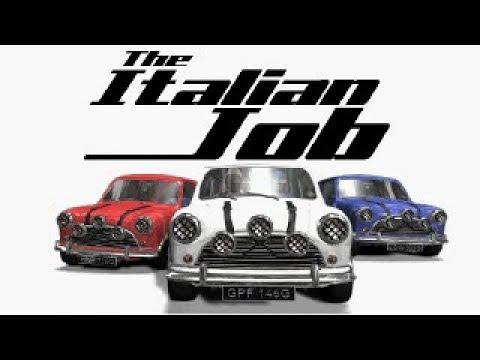 PSX Longplay [547] The Italian Job