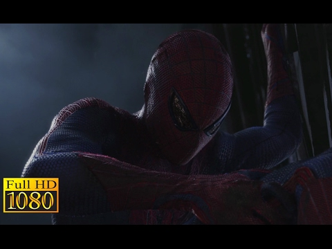 The Amazing Spiderman (2012) - Crane Swinging Scene (1080p) FULL HD