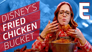 The Fried Chicken You Can Only Get At Disney World — Consumed by Eater