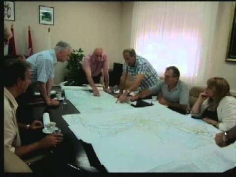 Посета директора и главног пројектанта CIP-a Горњем Милановцу