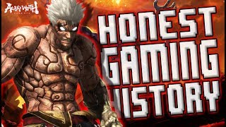 [Asura's Wrath] The Origins of Asura | Honest Gaming History (Origin Story)