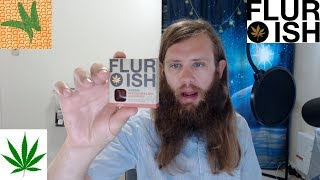 Marijuana Edible Review: Flurish Hybrid Watermelon 300 mg by  Weeats Reviews