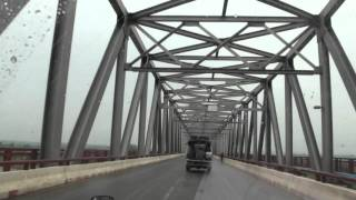Pakokku Myanmar  City pictures : Irrawaddy Bridge (Pakokku),The longest river crossing bridge in Myanmar
