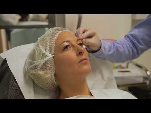 Angela has PlexR  blepharoplasty at Vie Aesthetics