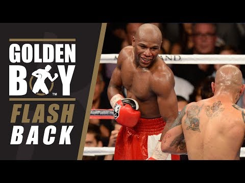 Golden Boy Flashback: Floyd Mayweather vs. Miguel Cotto (FULL FIGHT) (видео)