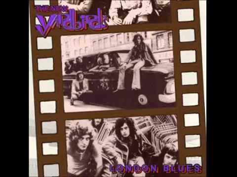 The New Yardbirds, 1968