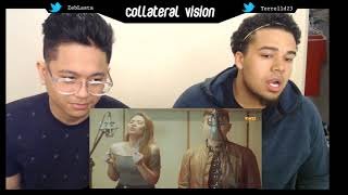 Video You Are The Reason - Cover by Morissette Amon & Daryl Ong - Reaction MP3, 3GP, MP4, WEBM, AVI, FLV Juli 2018