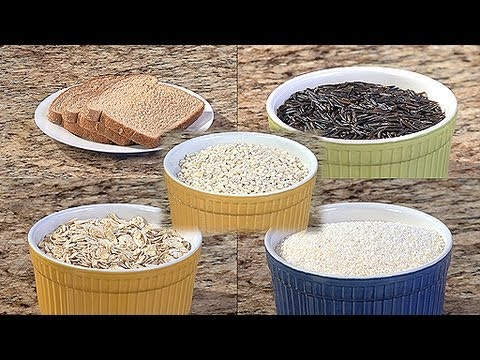 The Benefits Of Whole Grains