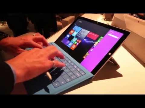 Microsoft Surface Pro 3 Hands On   Mashable