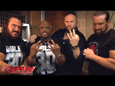 "The ECW Originals bring ""Extreme"" back to Philadelphia: Raw, December 14, 2015"