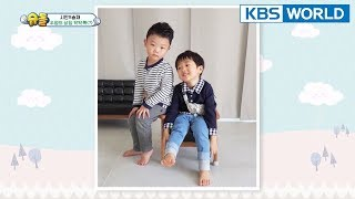The Return of Superman   슈퍼맨이 돌아왔다 - Ep.215 : I'll Be on Your Side [ENG/IND/2018.03.11]